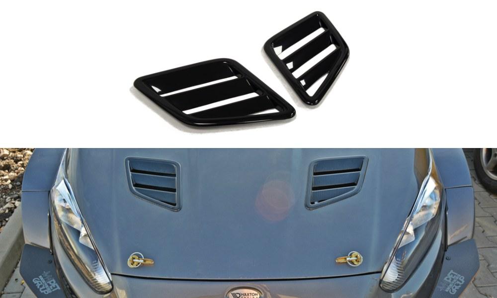 Otwory Maski Ford Fiesta MK7 ST Polift - GRUBYGARAGE - Sklep Tuningowy